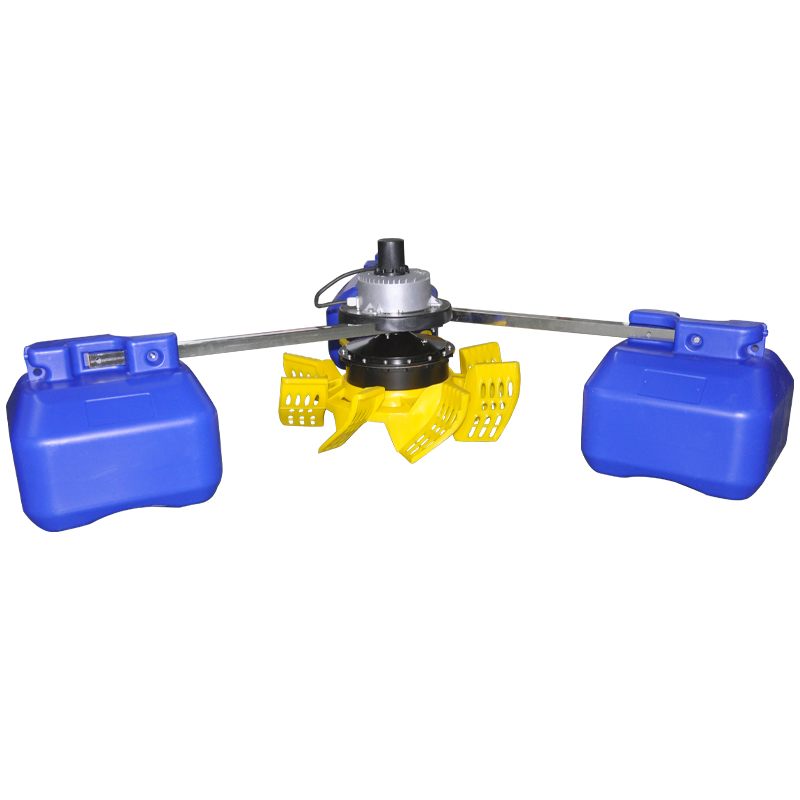 Frequency conversion aerator series