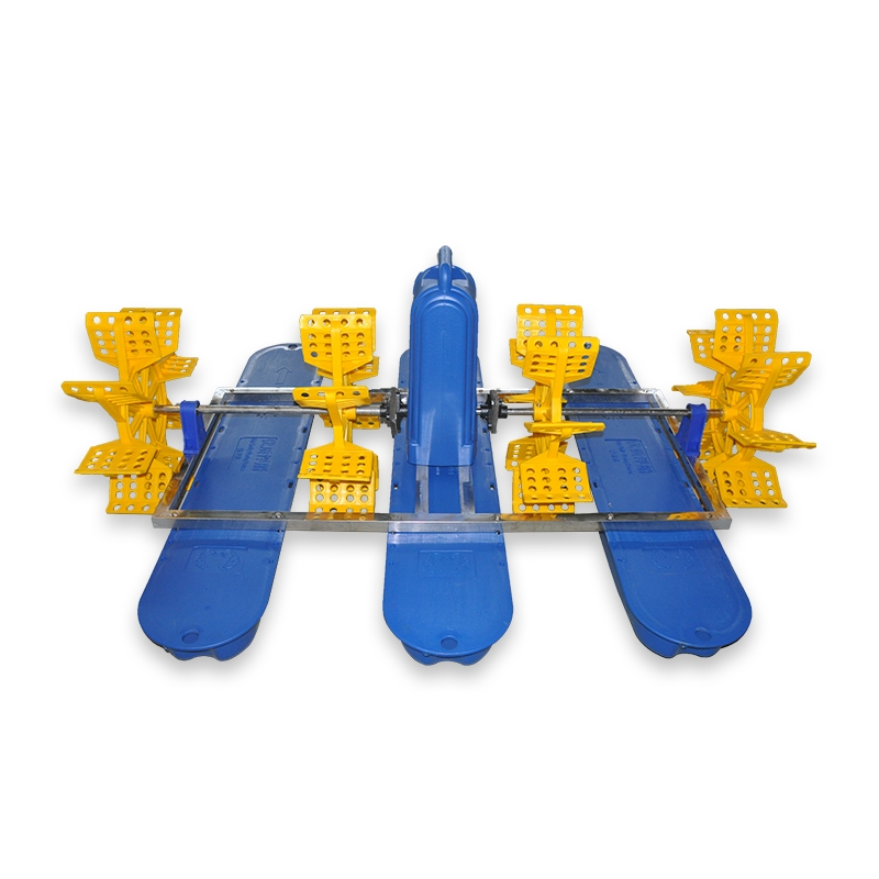 YC series waterwheel aerator
