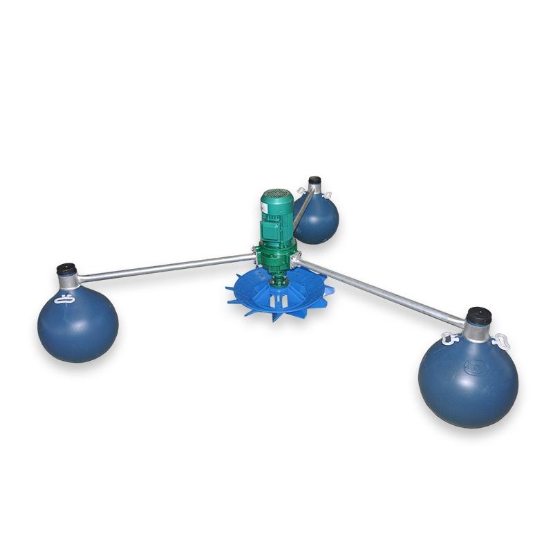 Impeller aerator